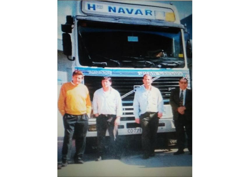 Historia - Transportes Hermanos Navarro