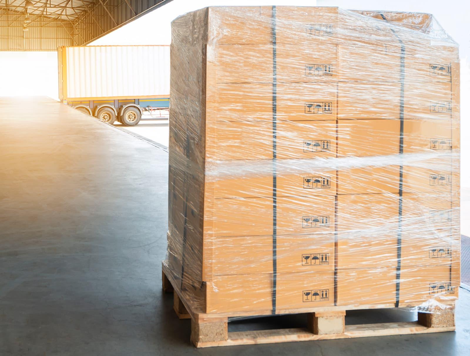 ¿Cómo sé si mi mercancía se puede trasladar por la red de paletizado? - Transportes Hermanos Navarro
